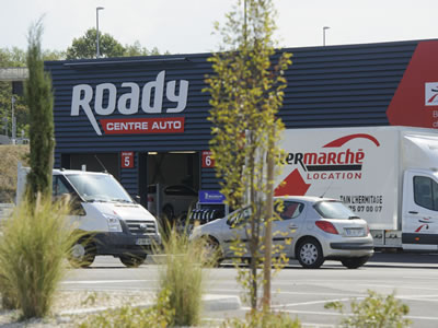 Photo Centre Auto Roady Tain l'Hermitage